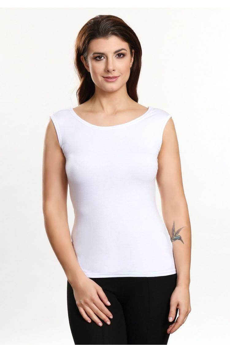 Bluzka Model Lea White - Violana