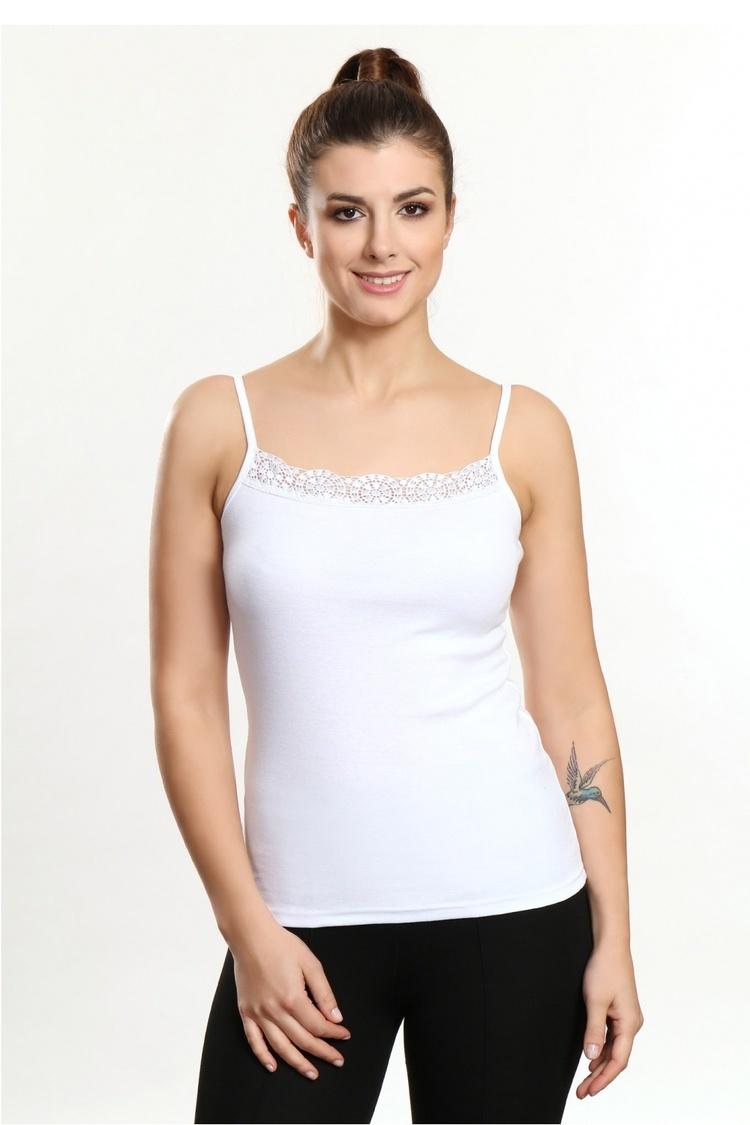 Bluzka Model Kenya White - Violana