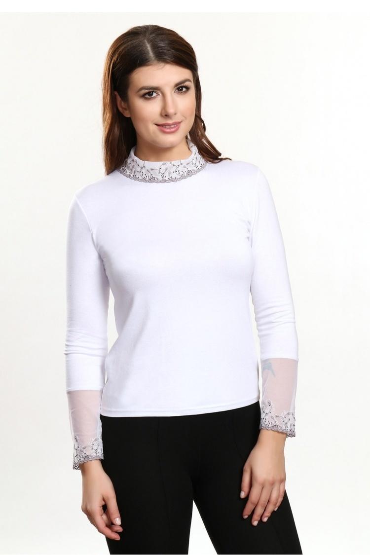 Bluzka Model Inez White - Violana