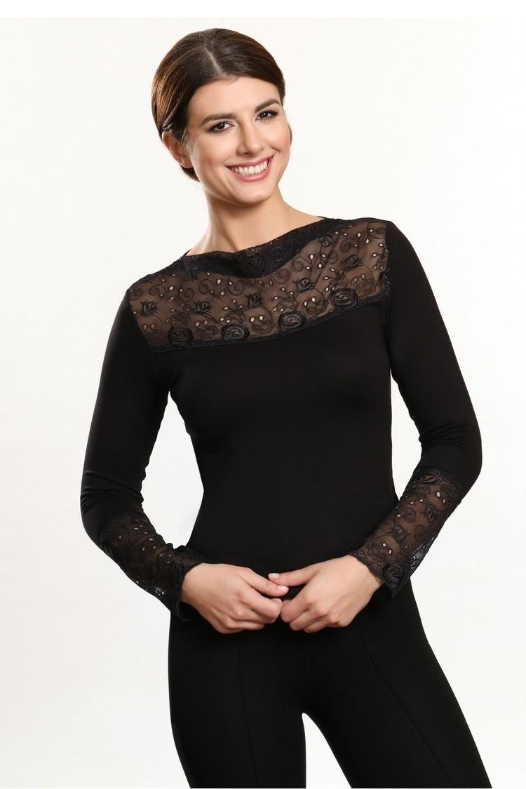Bluzka Model Estera Black - Violana