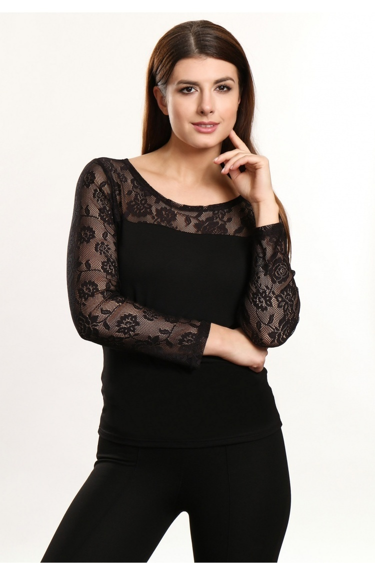 Bluzka Model Emma Black - Violana
