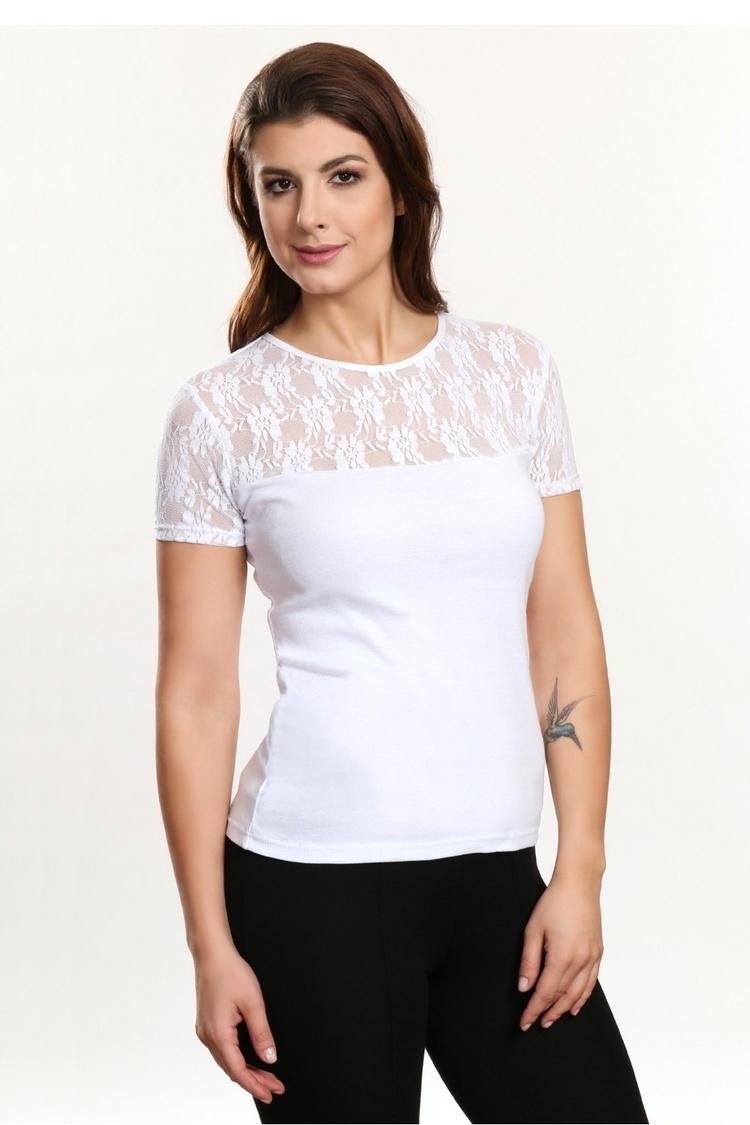 Bluzka Model Ela White - Violana