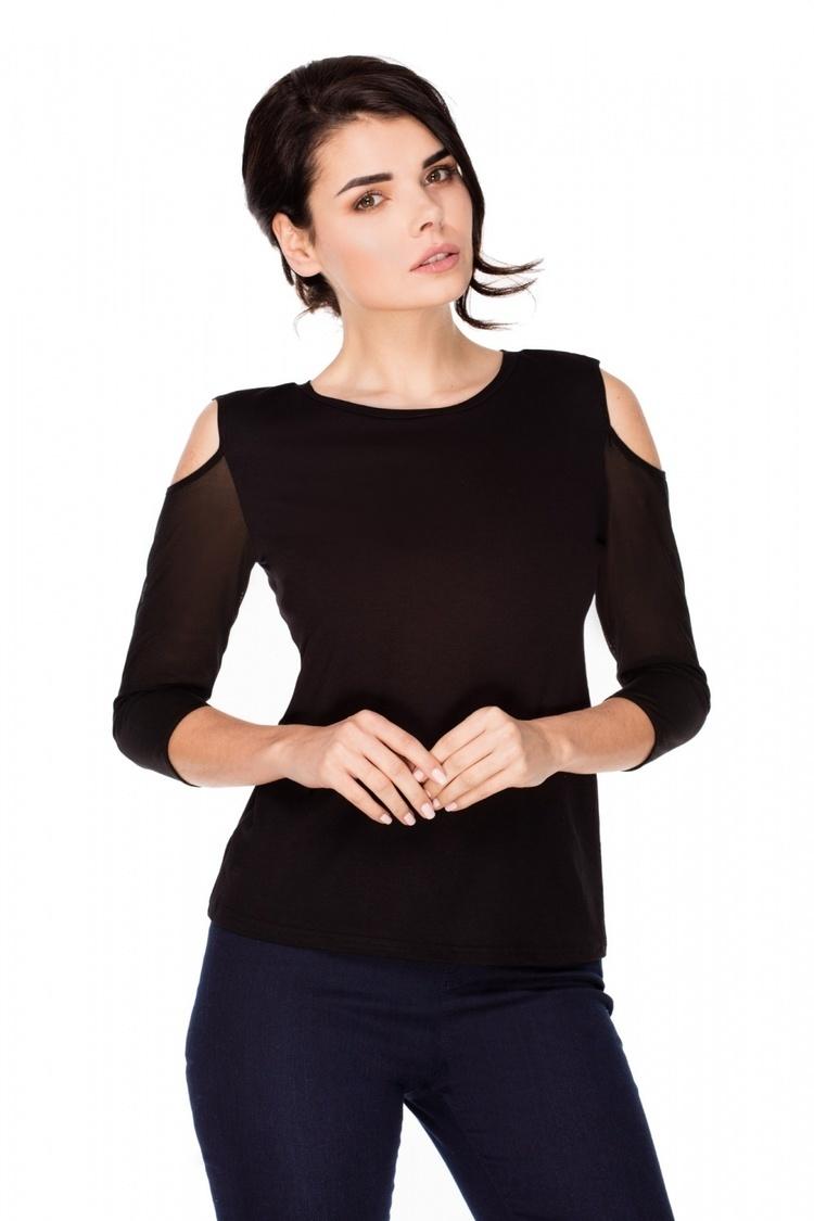 Bluzka Model Colette Black - Violana