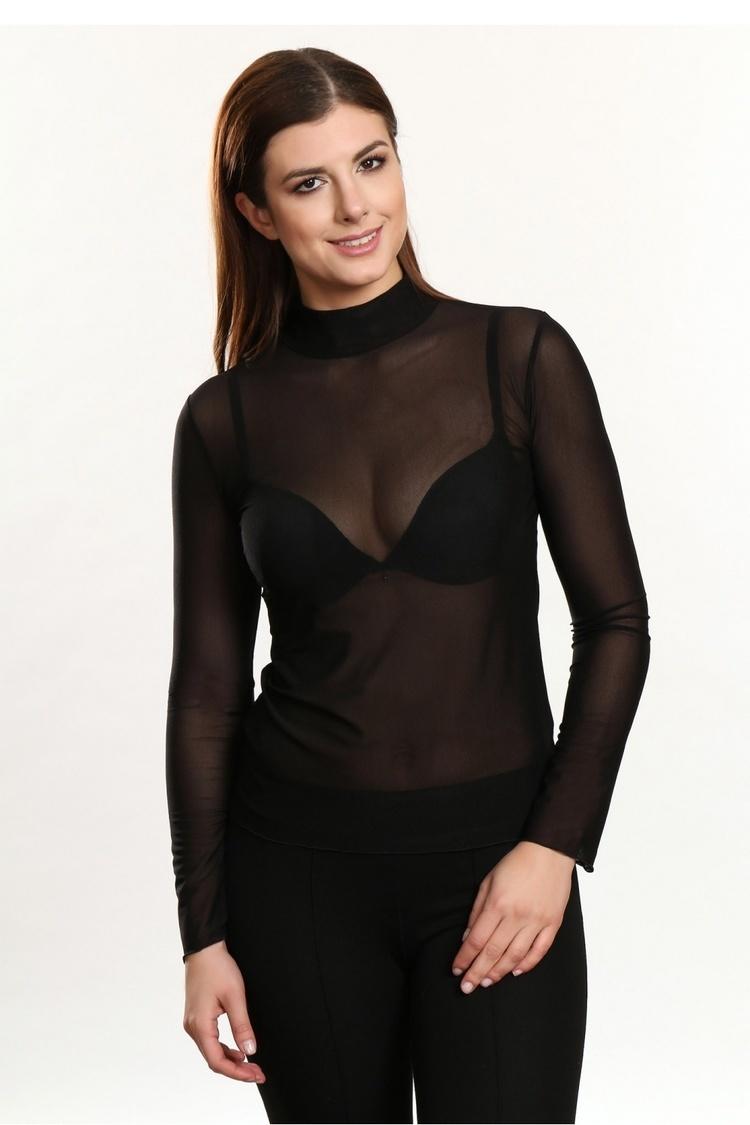 Bluzka Model Coco Black - Violana