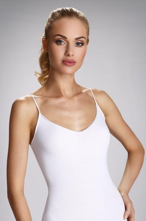 Koszulka Model Maja White - Eldar