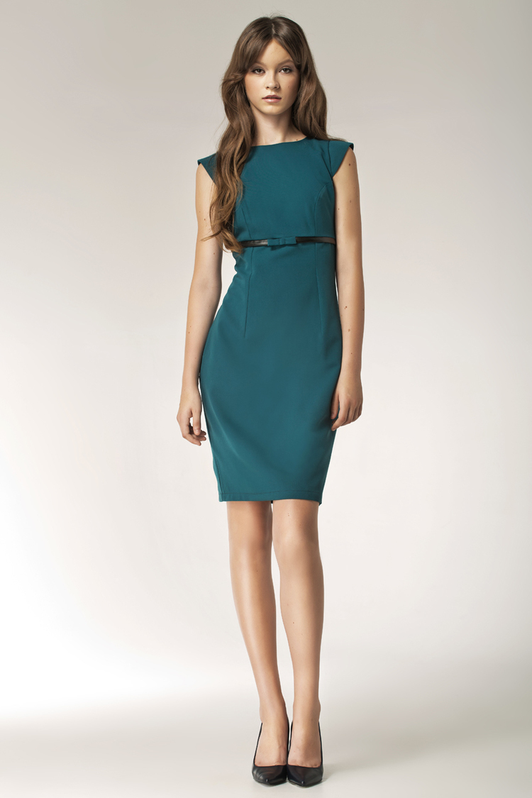 Sukienka Model S36 Green - Nife