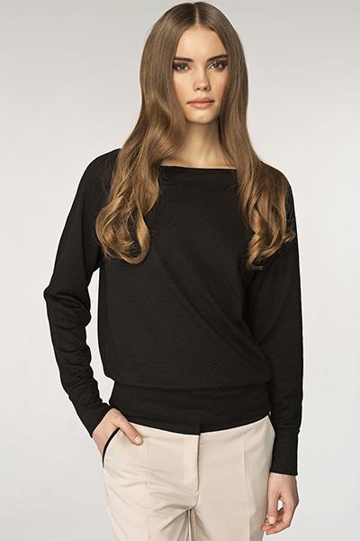 Sweter Damski  Model SW01 Black - Nife