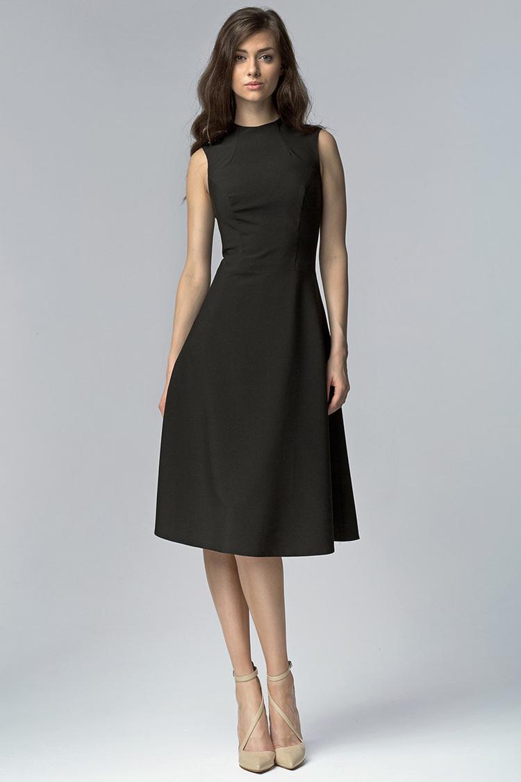 Sukienka Model S62 Black - Nife
