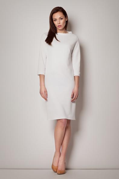 Sukienka Model 181 Ecru - Figl