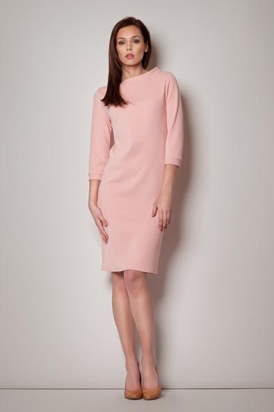 Sukienka Model 181 Pink - Figl