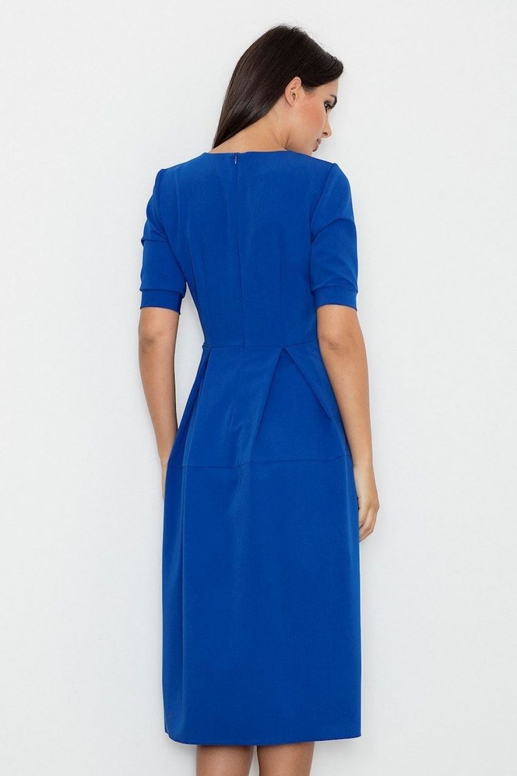 Sukienka Model M553 Blue - Figl