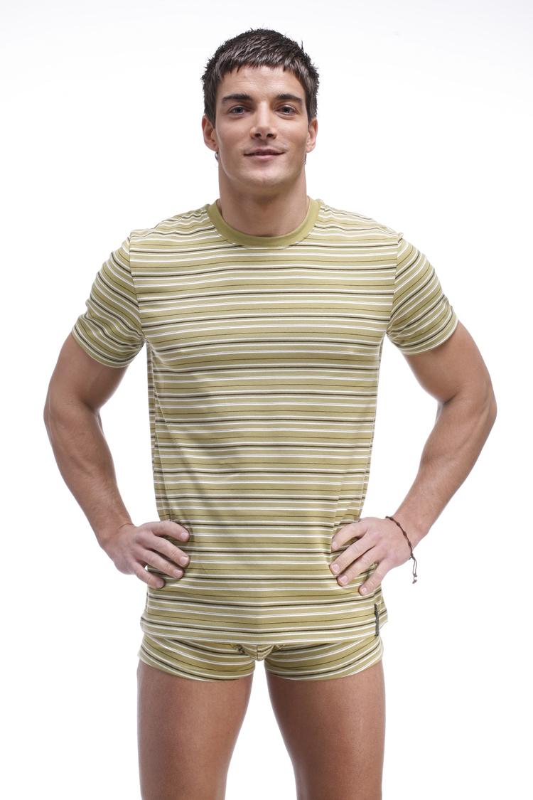 T-shirt Model Keeth 20846 Beige - Henderson