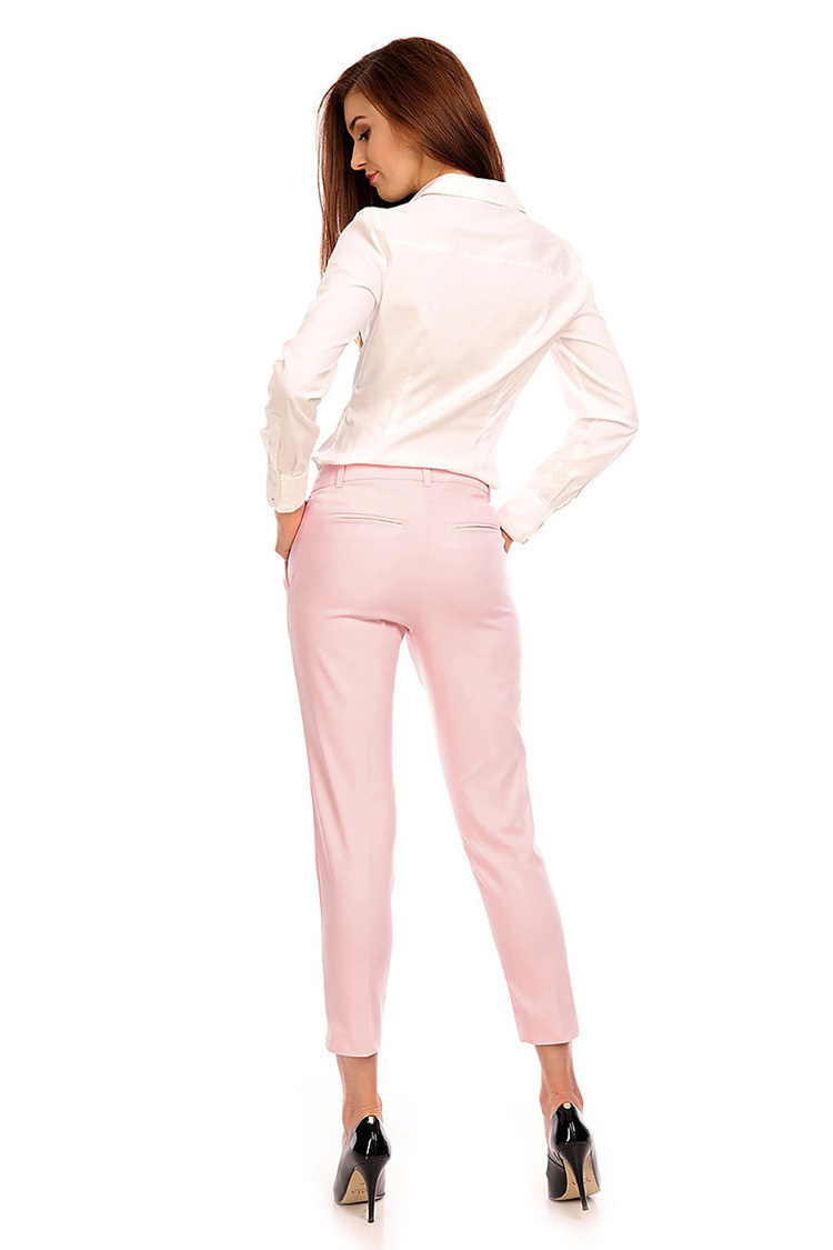 Spodnie Damskie Model 08 Powder Pink - Cabba