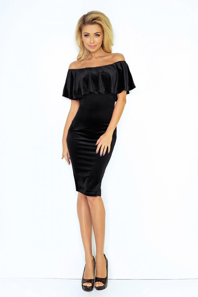 Sukienka Model 138-4 Black - Numoco