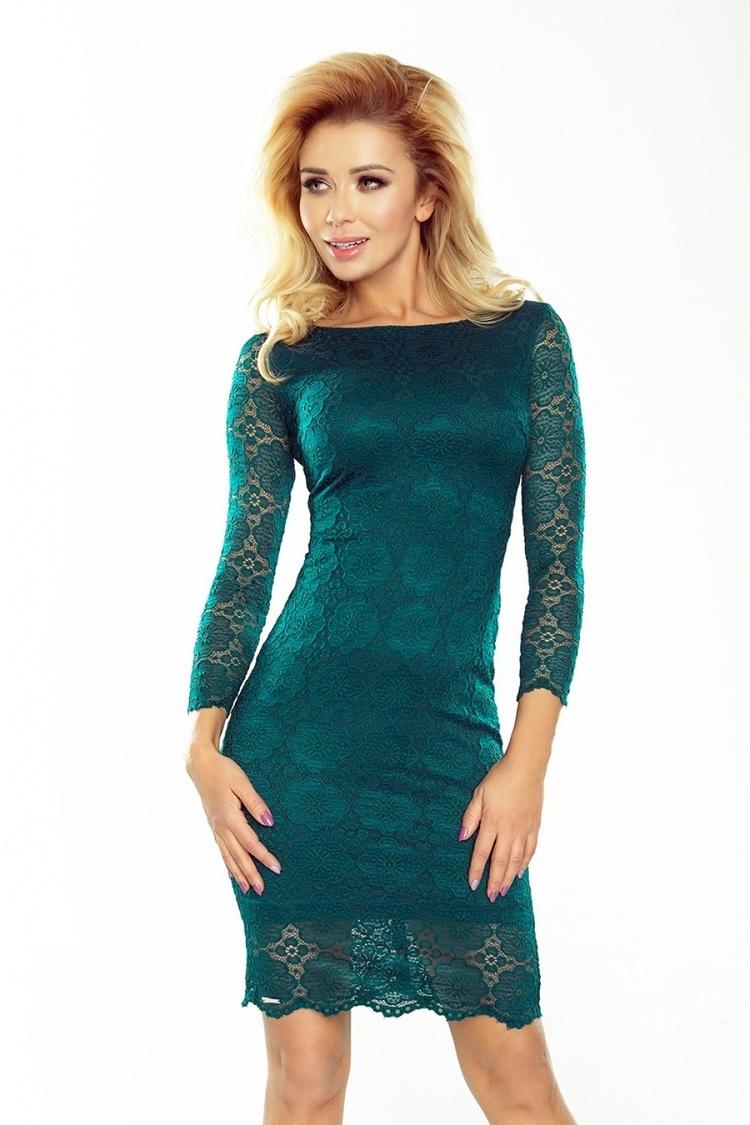 Sukienka Model 180-2 Green - Numoco