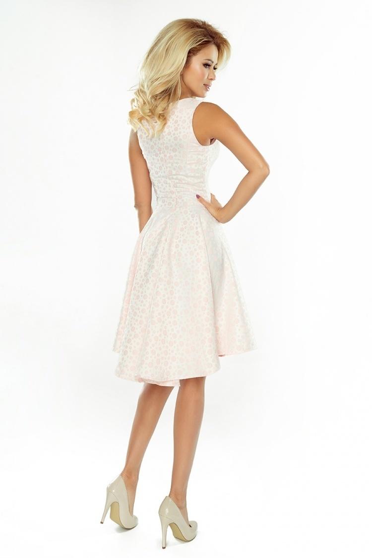 Sukienka Model 175-1 Pastel Pink - Numoco
