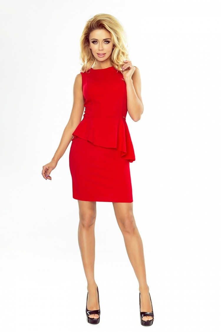 Sukienka Model 178-1 Red - Numoco