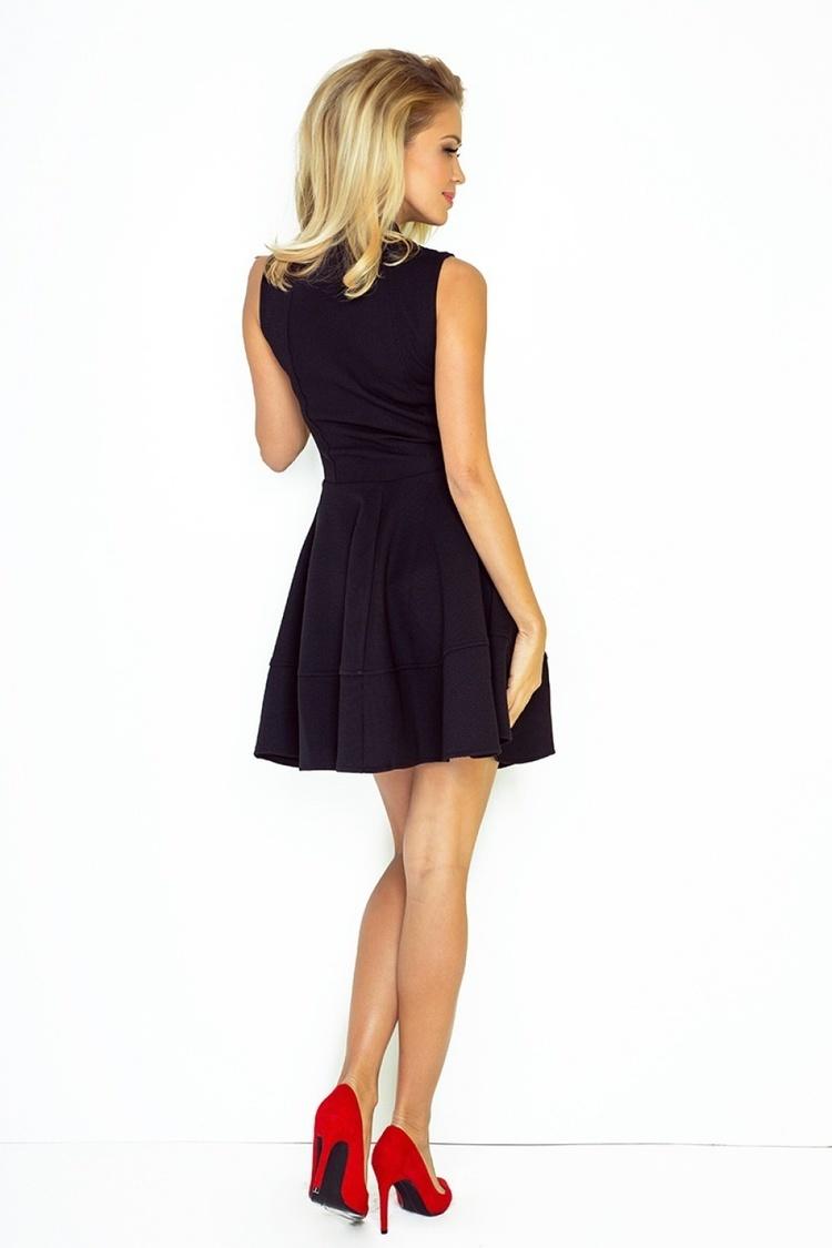 Sukienka Model 123-10 Black - Numoco