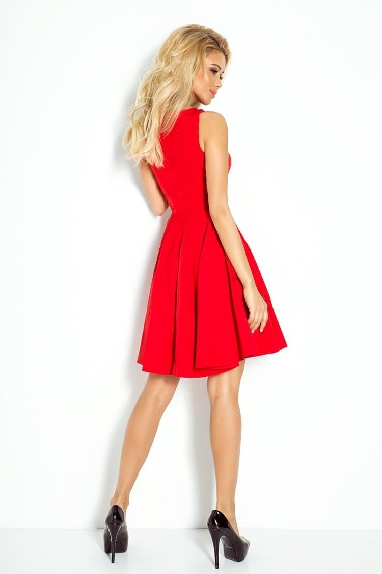 Sukienka Model 114-3 Red - Numoco