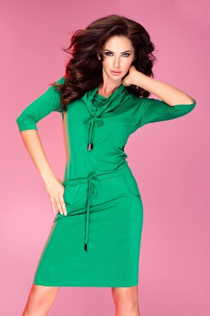 Sukienka Model 44-5 Green - Numoco
