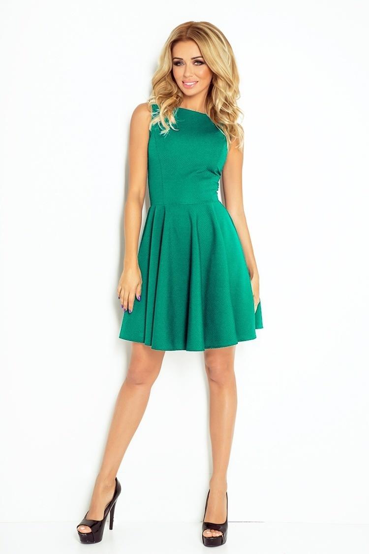 Sukienka Model 125-6 Green - Numoco
