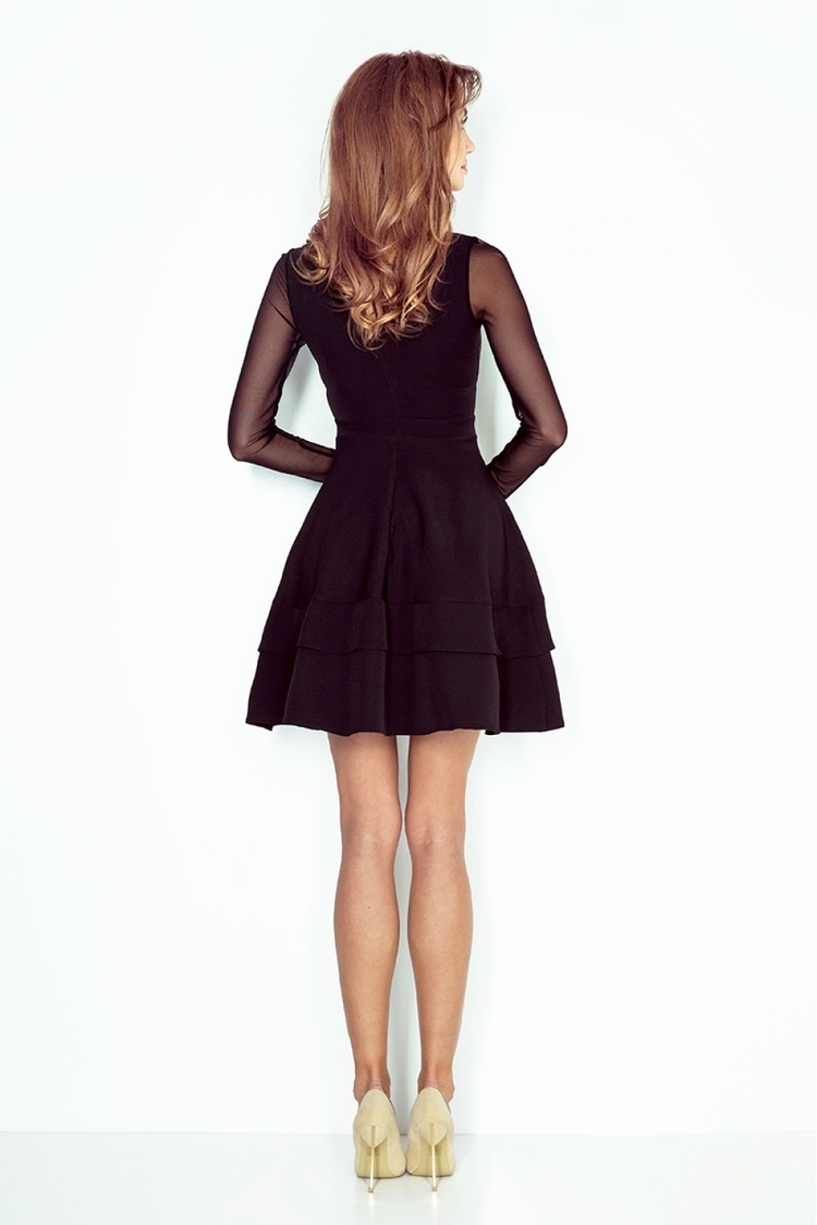 Sukienka Model 141-6 Black - Numoco