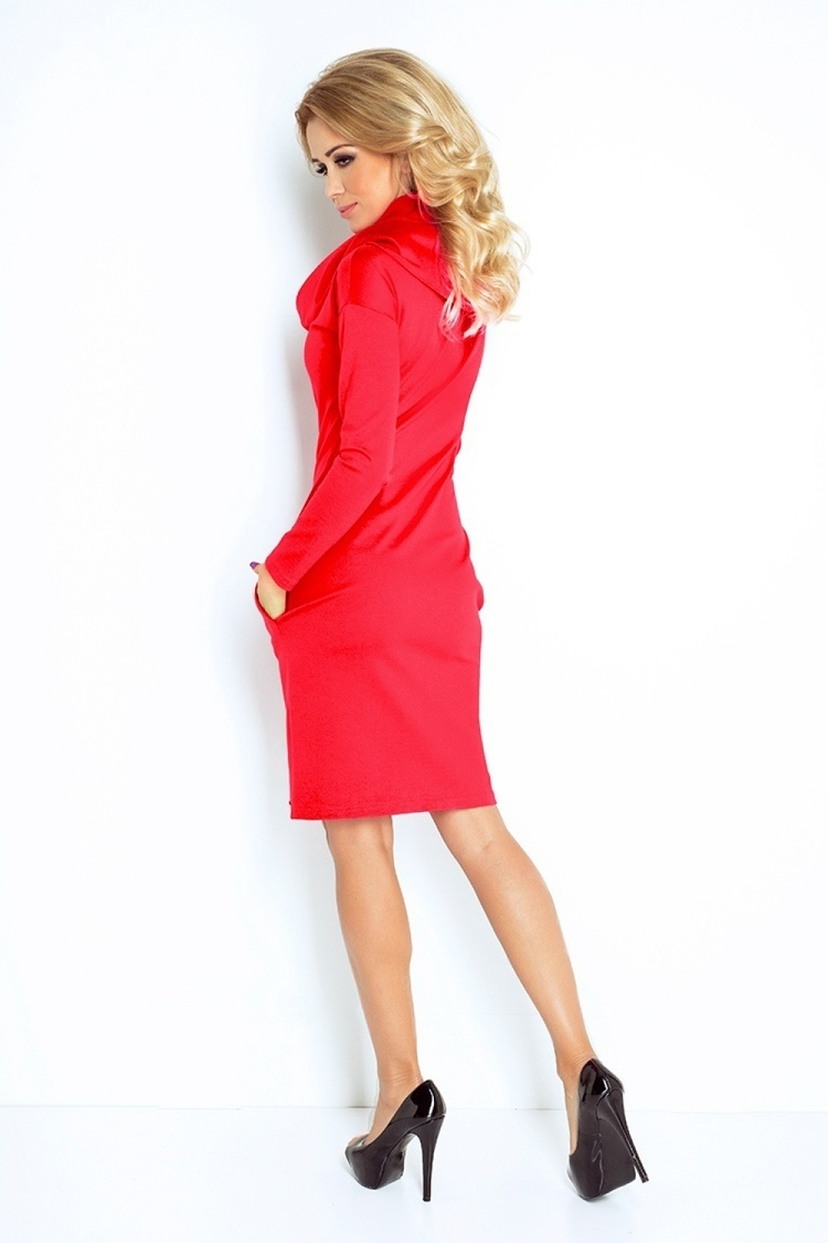 Sukienka Model 131-4 Red - Numoco