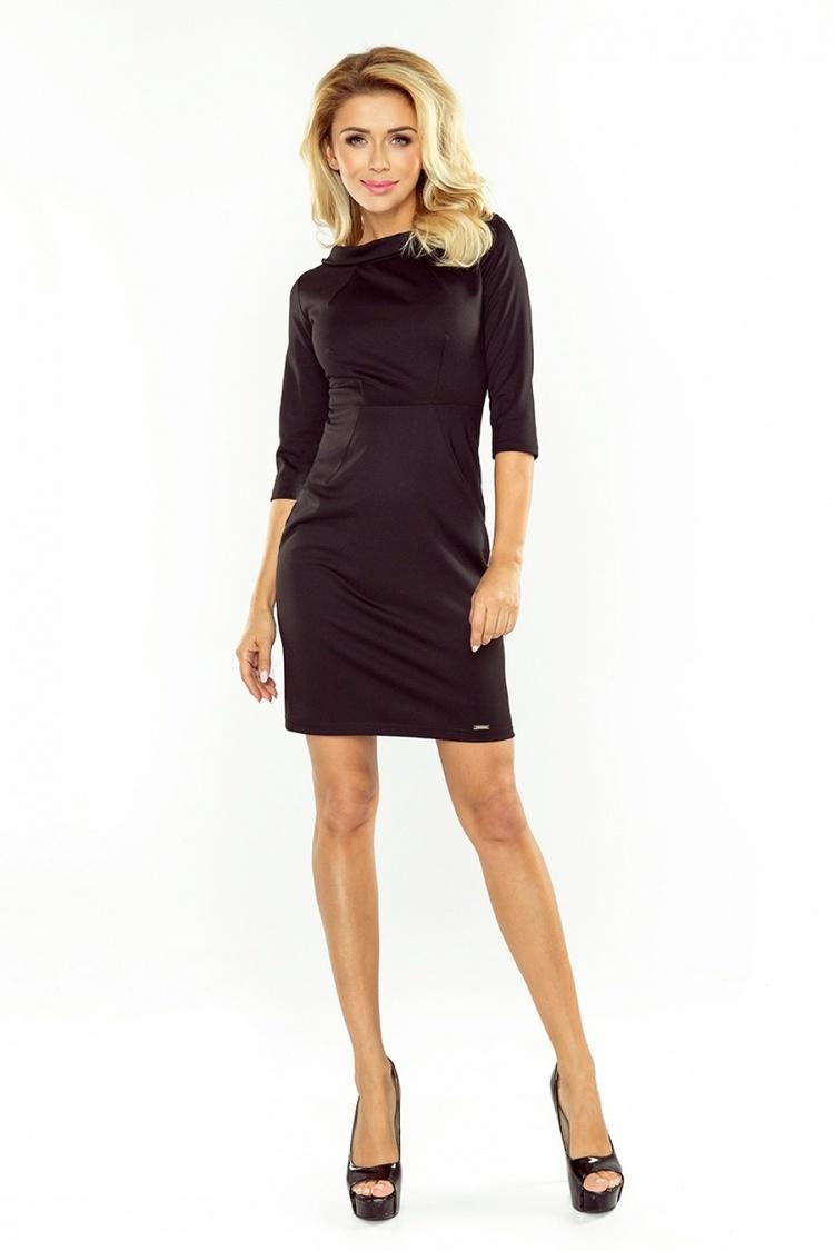 Sukienka Model 154-1 Lena Black - Numoco