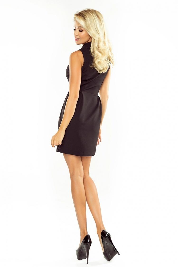 Sukienka Model 153-4 Black - Numoco