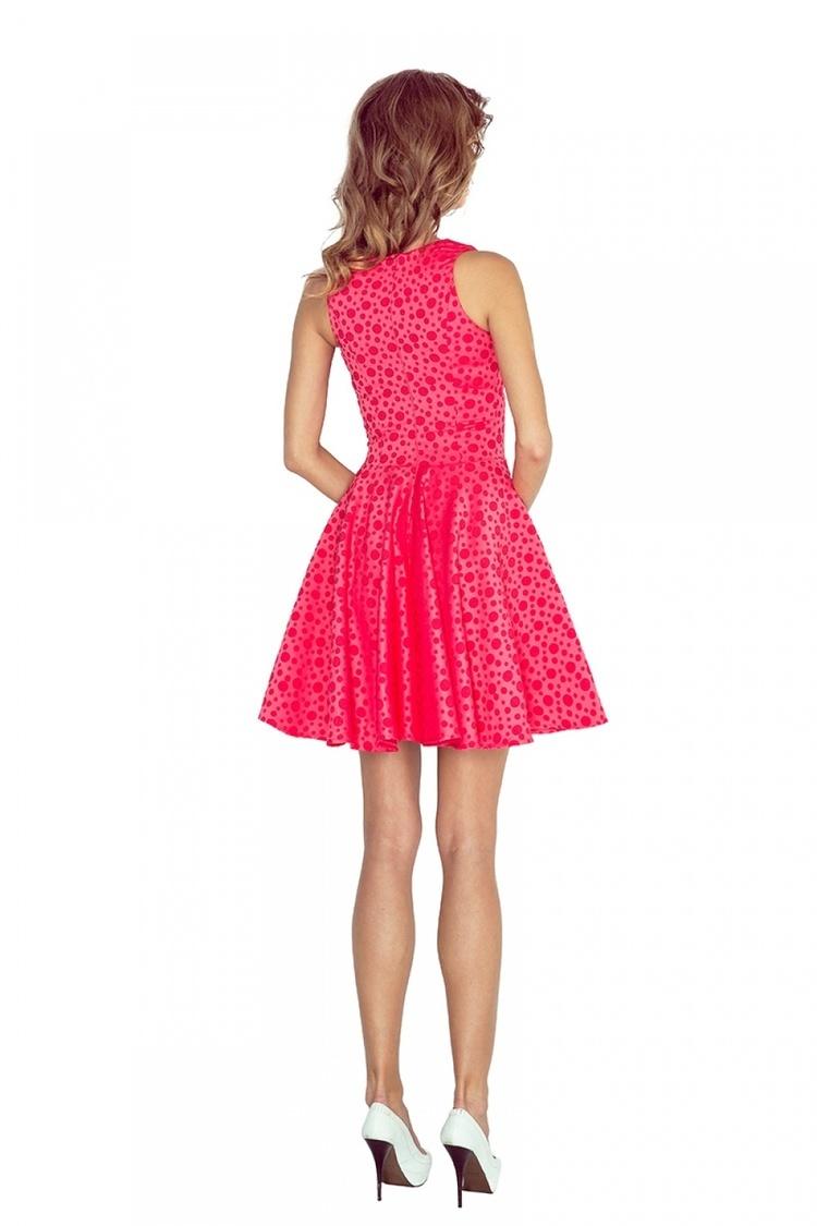 Sukienka Model 125-13 Malina - Numoco