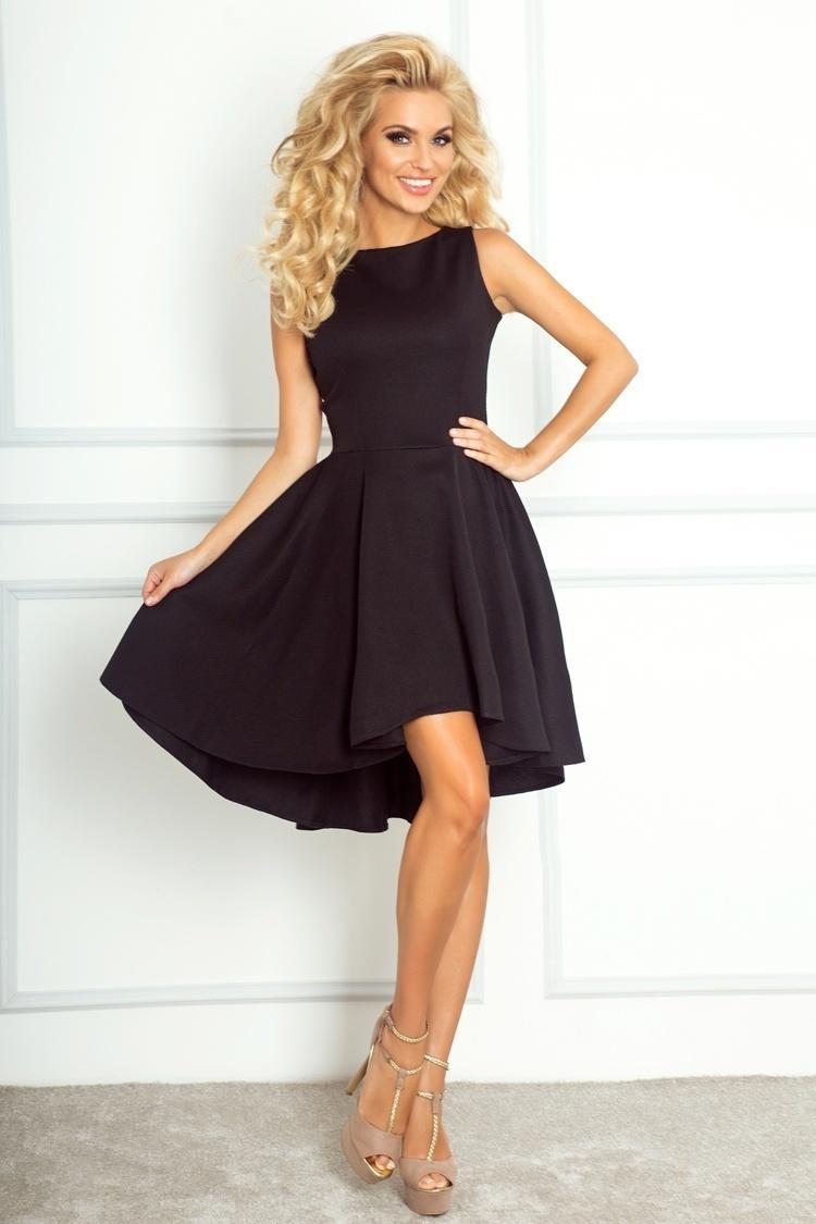 Sukienka Model 66-2 Black - Numoco