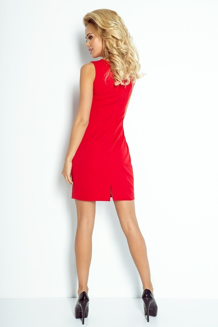 Sukienka Model 103-2 Red - Numoco