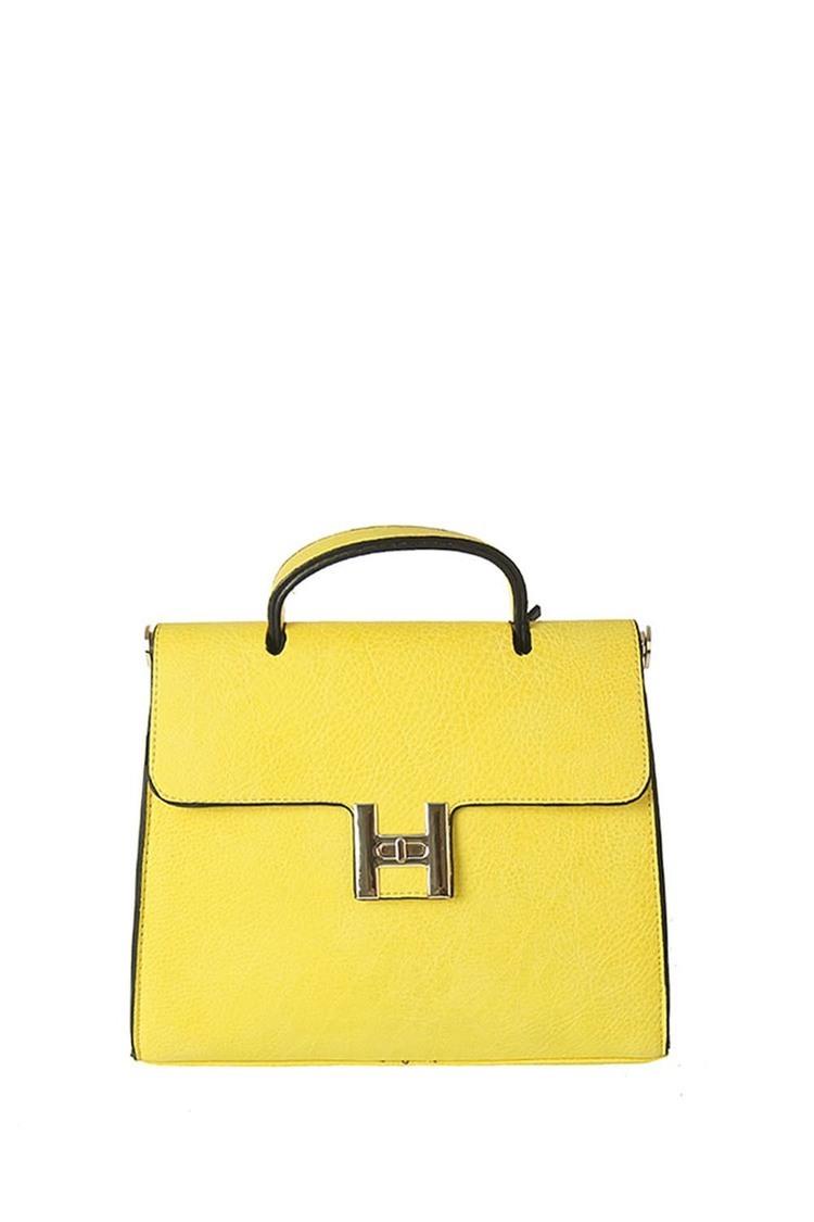 Torebka Model HJ850 Yellow - Diana & Co