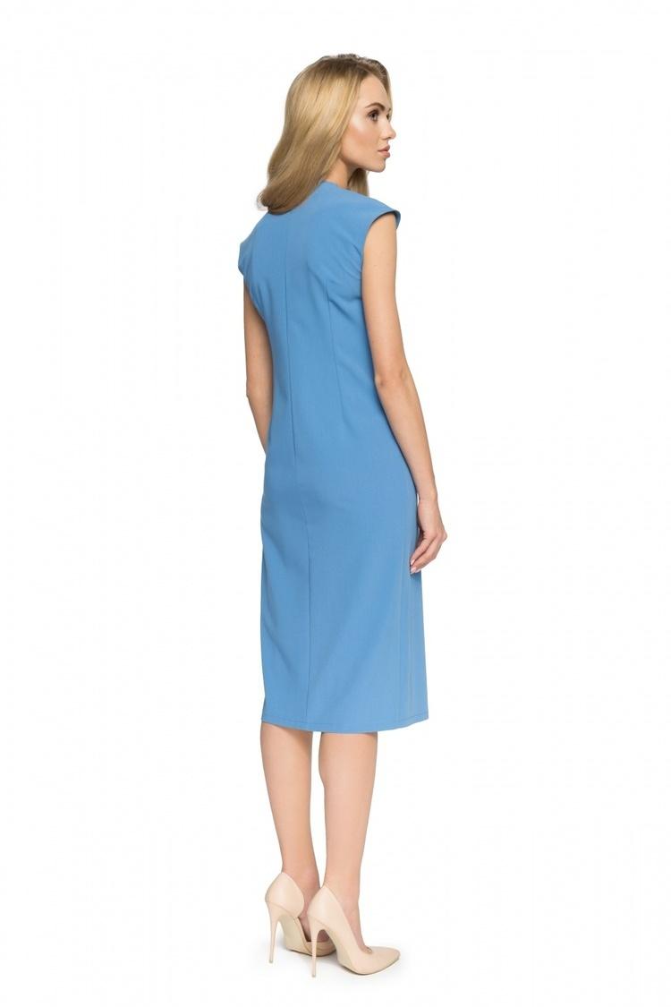 Sukienka Model S068 Blue - Style
