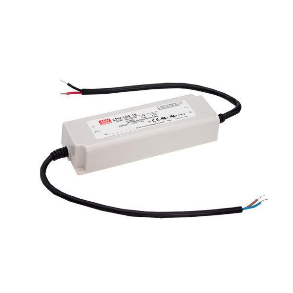 Zasilacz LED MEAN WELL 150W wodoodporny IP67