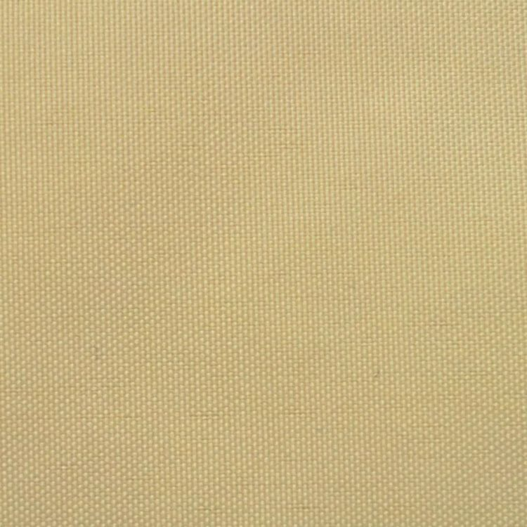 Kwadratowy żagiel ogrodowy z tkaniny oxford, 3,6x3,6 m beżowy