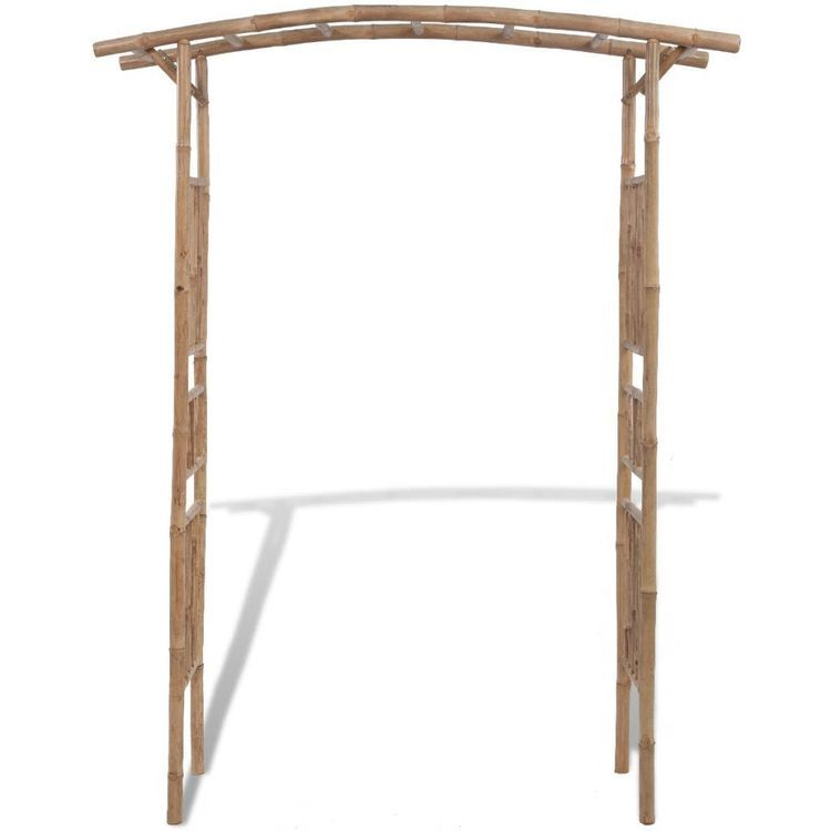 Arkada różana, bambusowa, 145x40x187 cm