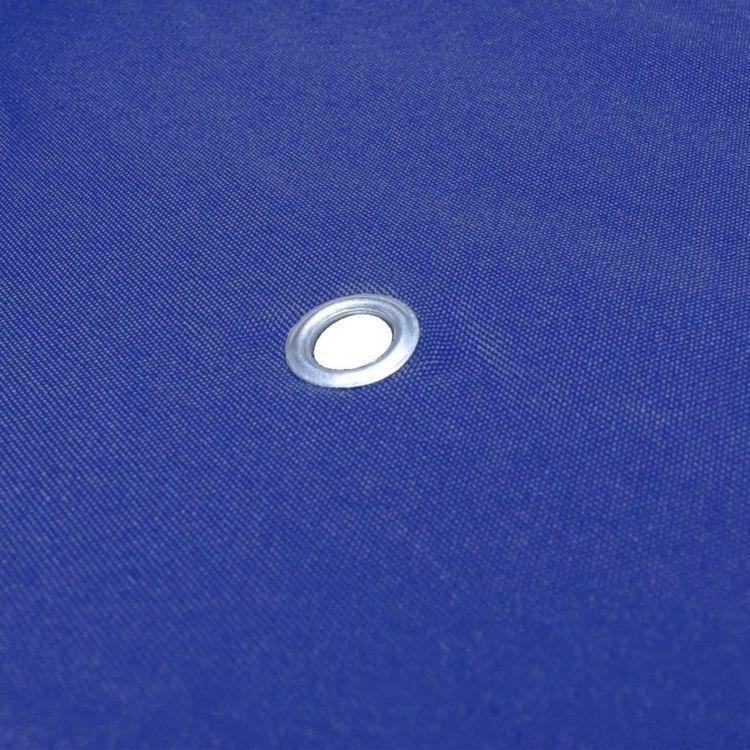 Zadaszenie altany ogrodowej, 310 g/m², ciemnoniebieski, 3x3 m