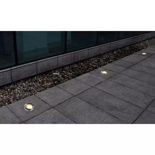 Lampy Najazdowe Okrągłe 3 Sztuki