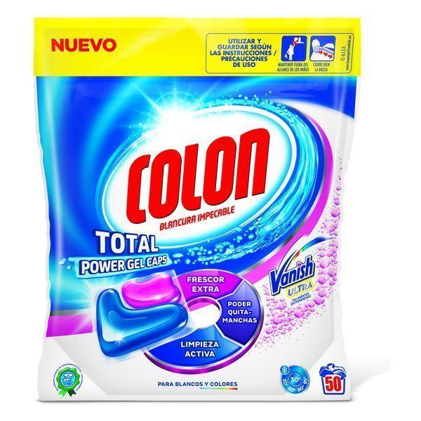 Proszek do Prania Colon Total Power Vanish (50 prań)
