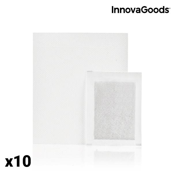 Plastry Detoksykacyjne do Stóp InnovaGoods (10 sztuk)