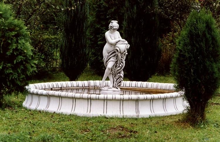 VB Ozdobny krąg ogrodowy