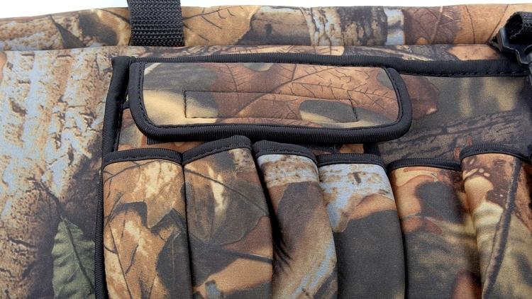 Pas myśliwski na amunicję - Ocieplacz na ręce dla myśliwego, wędkarza