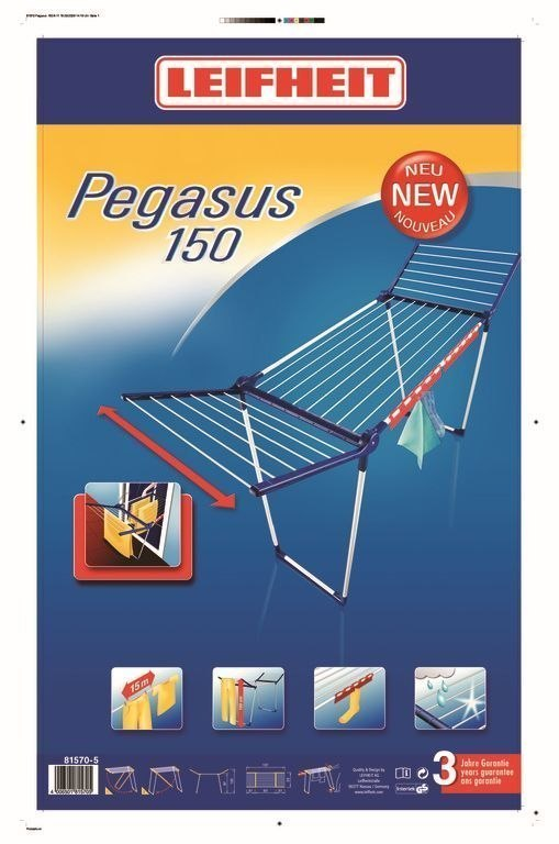 Suszarka Pegasus 150 81570 LEIFHEIT