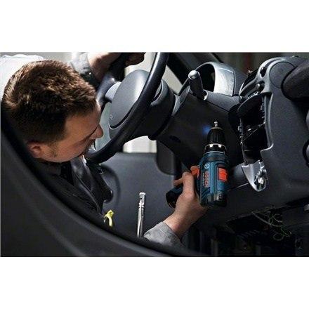 Bosch Cordless drill 10.8-2 10.8 V, 1.5 Ah, Li-Ion, Batteries included 2 pc(s) w Strefie Komfortu