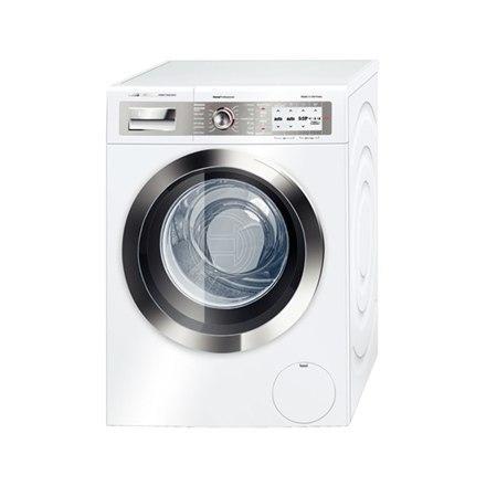 Bosch Washing machine WAY32899SN Front loading, Washing capacity 9 kg, 1600 RPM, Direct drive, A+++, Depth 59 cm, Width 60 cm, W w Strefie Komfortu