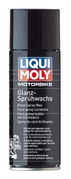 LIQUI MOLY Wosk w sprayu do czyszczenia motocykla 400 ml