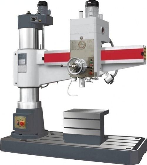 WIERTARKA PROMIENIOWA PRZEMYSŁOWA DO METALU MAKTEK Z3240 32 mm Z AUTO POSUWAMI EWIMAX