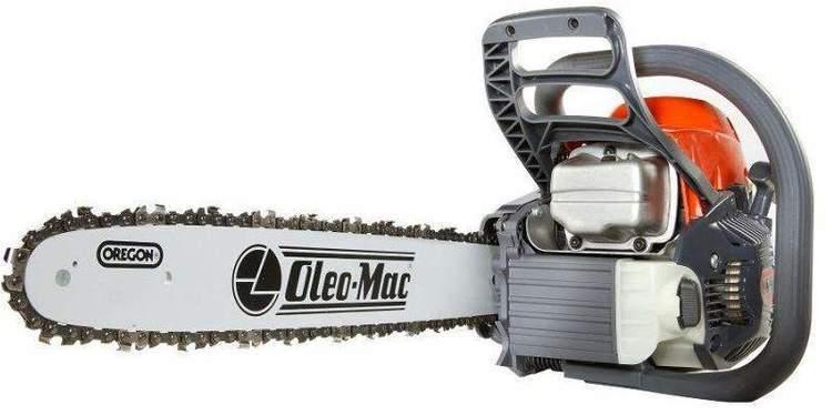 OLEO-MAC GS410 CX PIŁA PILARKA PRZECINARKA SPALINOWA ŁANCUCHOWA DO DREWNA 2.8KM KLASA PREMIUM 50179111E2 EWIMAX-OFICJALNY DYSTRYBUTOR - AUTORYZOWANY DEALER OLEO-MAC