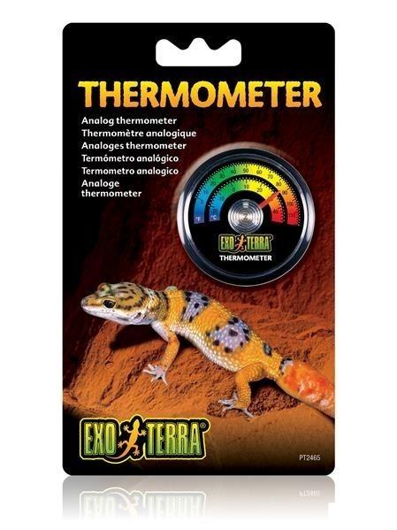 Exo terra termometr analogowy do terrarium Dostawa GRATIS od 89 zł + super okazje